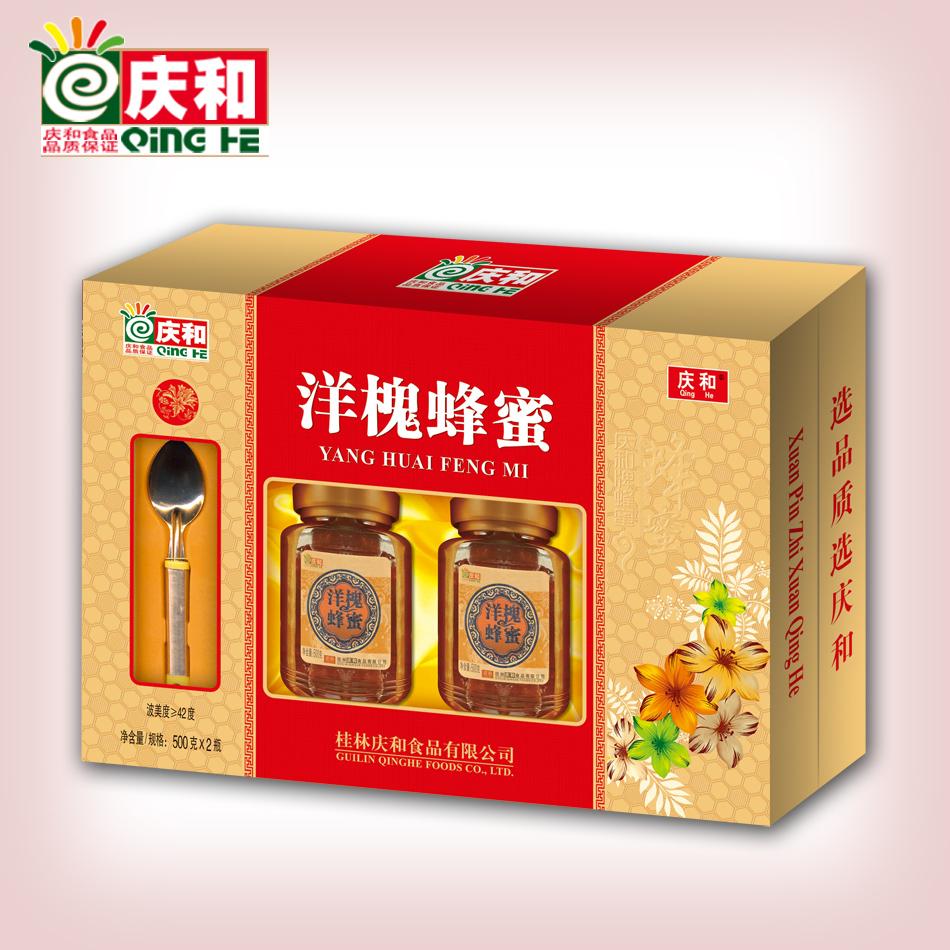 洋槐蜂蜜制品